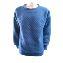 Men's 100% Polyester jaquard pullover
