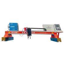 Gantry plasma cnc machine