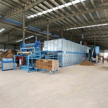 24M 4Deck Wood Veneer Dryer
