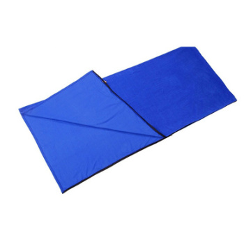 Comfortable fleece Wholesale sleeping bag liner