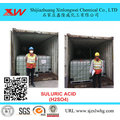 Battery Mining High Purity Sulfuric Acid 98% 96% 93%
