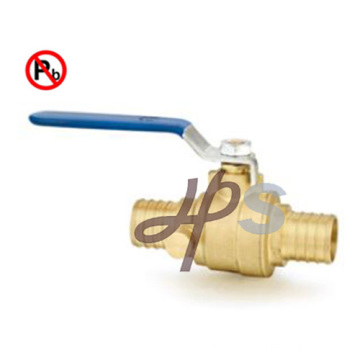 Lead Free Brass Pex Ball Valves