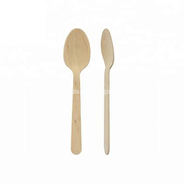 Disposable wooden spoons bulk