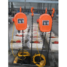 3t/3m DHS chain electric hoist