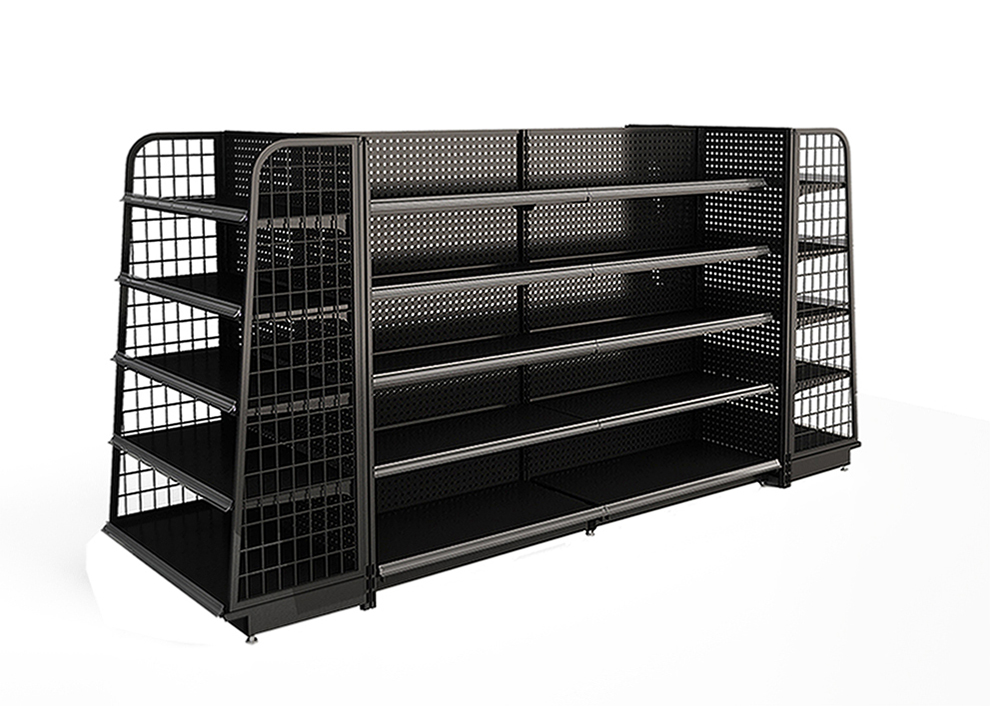 High Quality Gondola Shelving