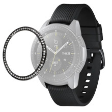 For Samsung Galaxy Watch 42MM Bezel Ring Adhesive Cover Anti Scratch Metal Smart Accessories Watch Accessories
