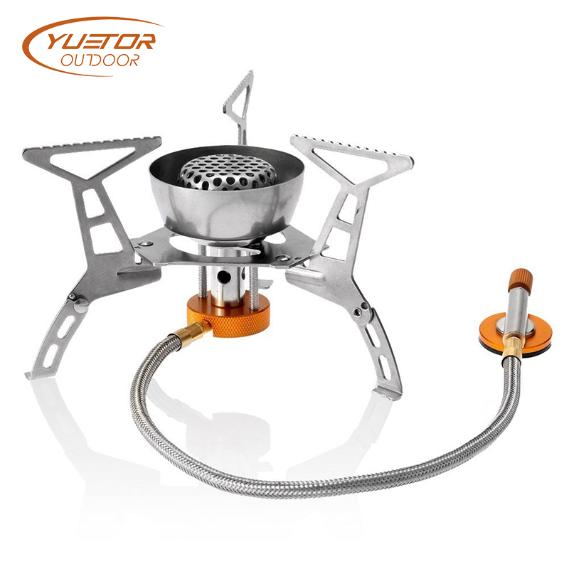 3000w Windproof Portable Camping Gas Stove 3