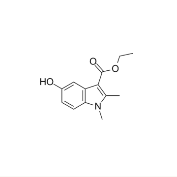 CAS 15574-49-9, Antiviral Intermediate Mecarbinate For Arbidol HCL I