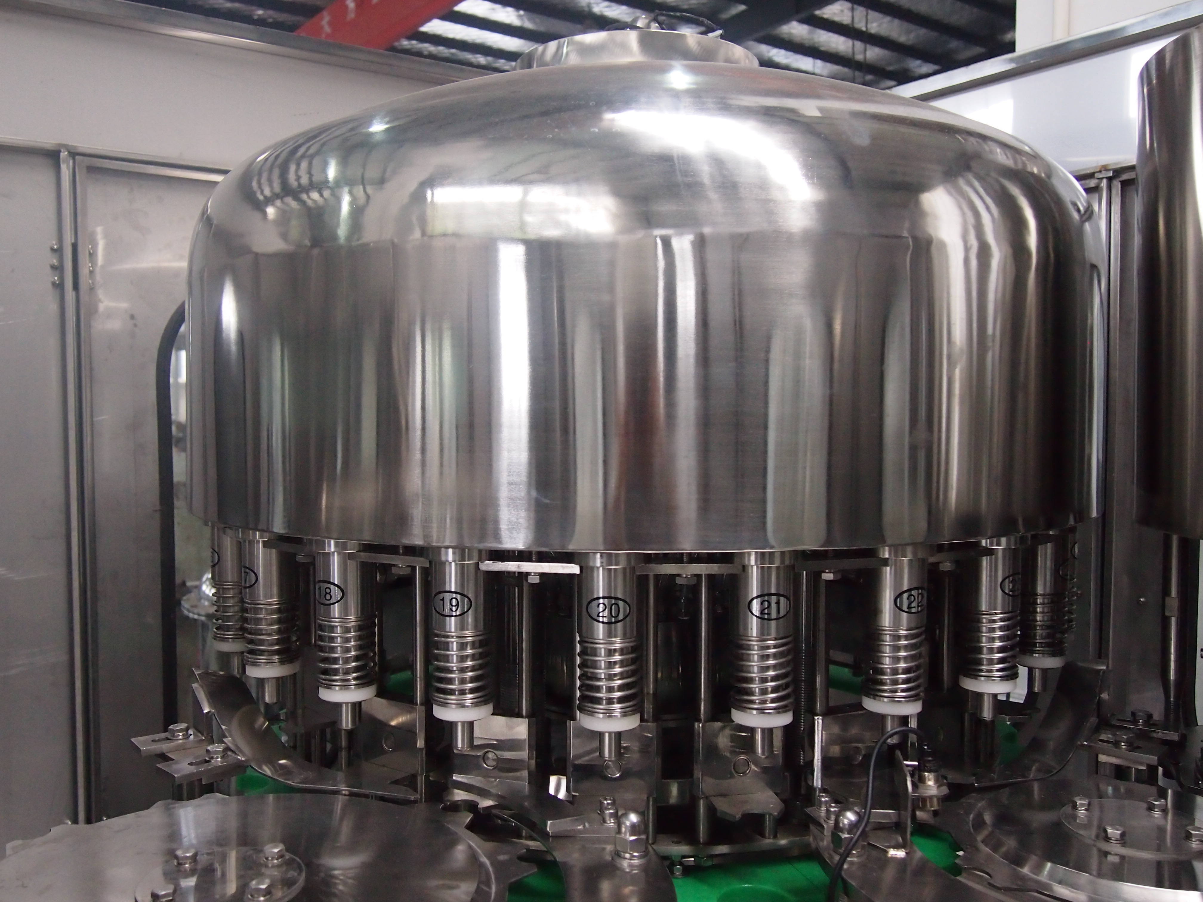 Bottle Mineral Water Filling Machine