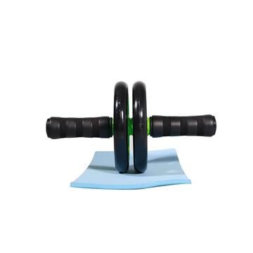 GIBBON Fitness Balance Board ab roller set
