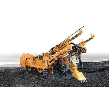 Hydraulic Crawler Core Drill Loader