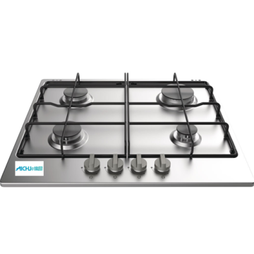 Indesit Gas Cooker 4バーナー
