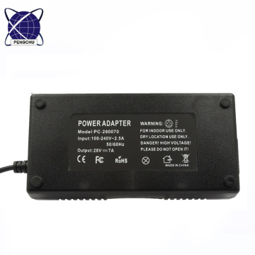 ac to dc 28v switch power supply 200w