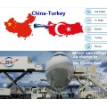 Reliable air freight to Turkey from CHN