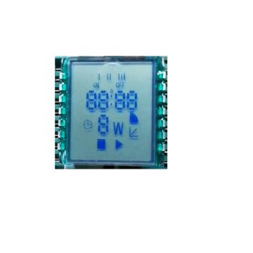 customized TN LCD display for socket indicator