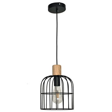 Vintage square light pendant light