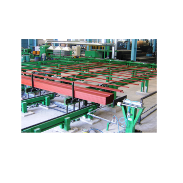 Anti-rust painting and packaging Line