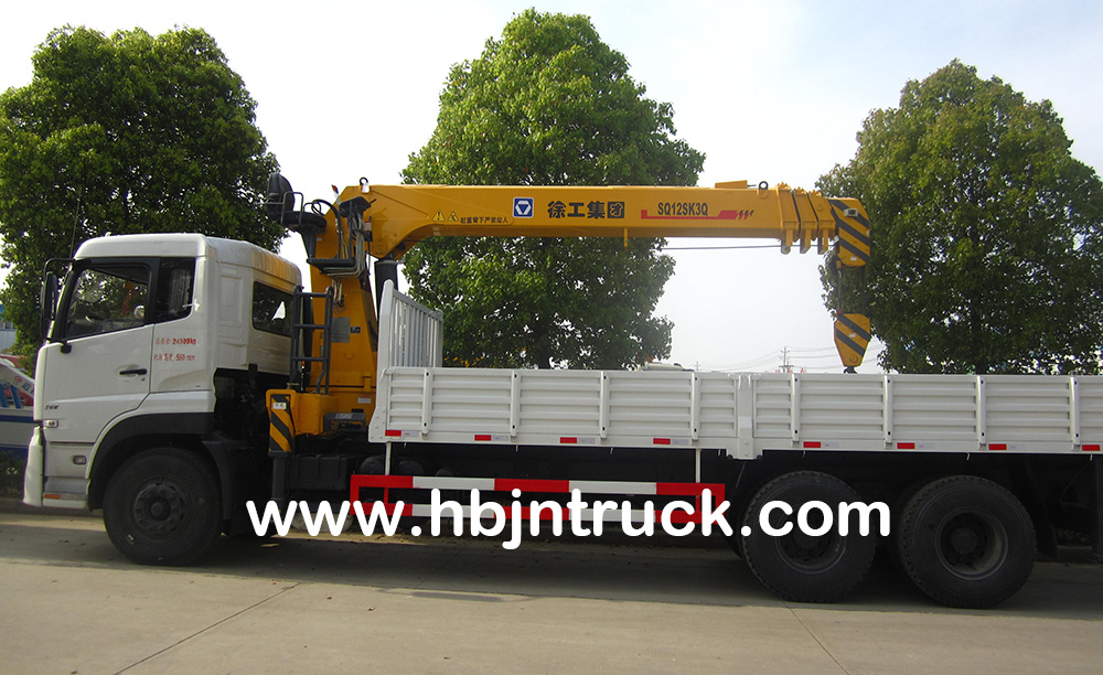 12 ton truck crane for sale