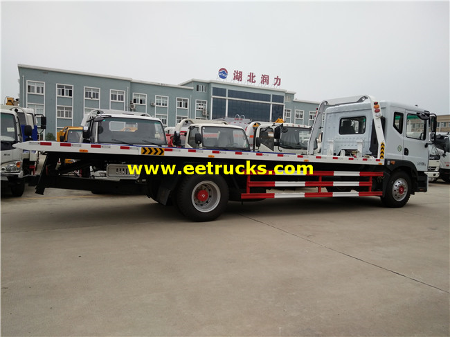 Dongfeng Flatbed Rescue Trucks