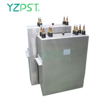 2KV Medium frequency water cooled capacitors