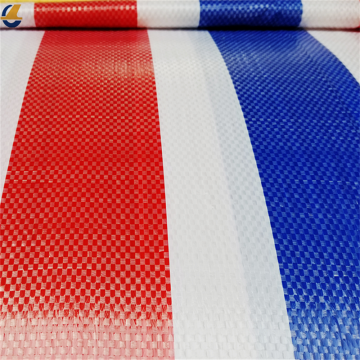 PE  laminated tarpaulin woven cloth