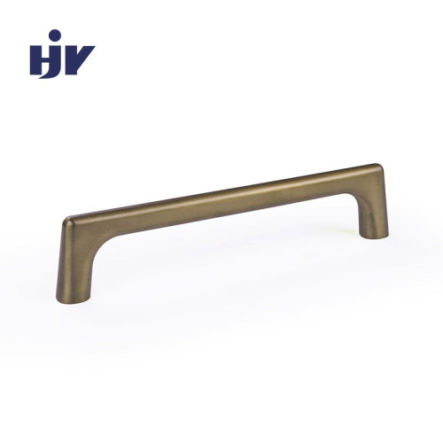 Kitchen brass handle zinc cupboard bar Wire Drawer Pull