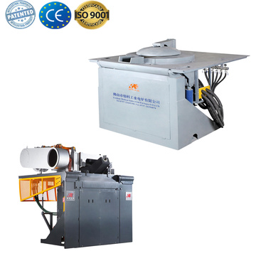 Metal heating electromagnetic induction heater