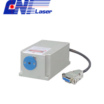UV narrow linewidth laser at 375/400