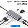 USB C HUB With HDMI 7 in 1
