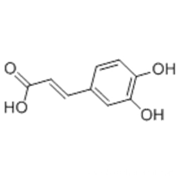 2-Propenoicacid, 3-(3,4-dihydroxyphenyl) CAS 331-39-5