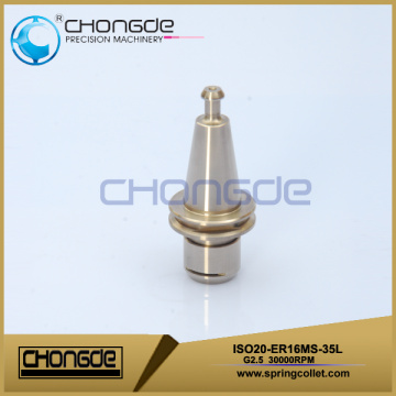 Spring Tools ISO ER Collet Chuck