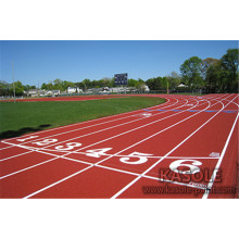 Breathable Running Track Flooring