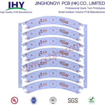 Aluminum-base Single-Sided LED PCB