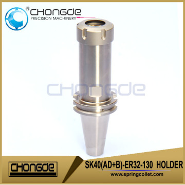 SK40-ER32-130 High Precision CNC Machine Tool Holder