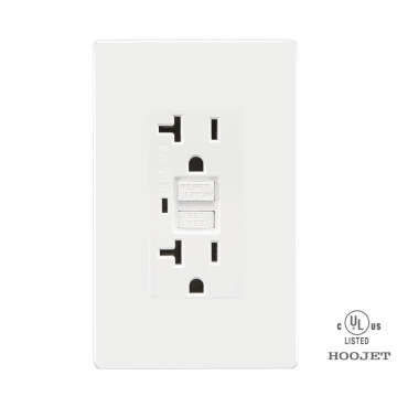 American Using Wall Socket GFCI Wall Outlet Sockets