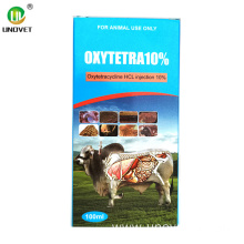 10% Abẹrẹ Oxytetracycline Fun ti ogbo