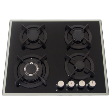 Gas Stoves 4 Burner Ceramic Hob