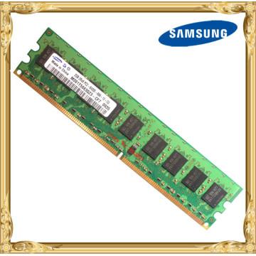 Samsung Server memory DDR2 2GB pure ECC 800MHz PC2-6400E UIMM RAM 240pin 6400 2G 2Rx8