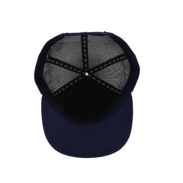 Summer mens mesh hat snapback hat custom logo