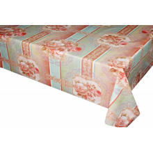 Pvc Printed fitted table covers Linens Rental Toronto