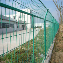 Galvanized Welded Wire Mesh Panel Garden Fence