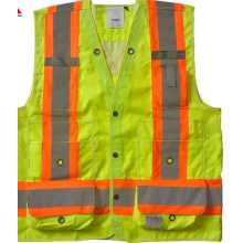 cvc fire resistantreflective safety vest