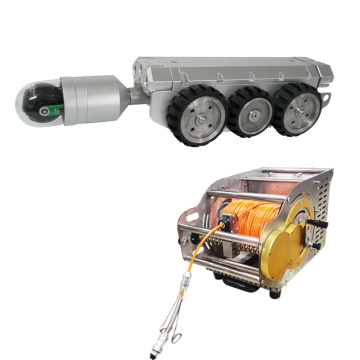 Sewer Pipeline Inspection Robot Camera