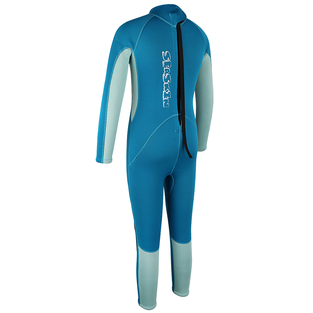 Kids Back Zip Diving Wetsuit