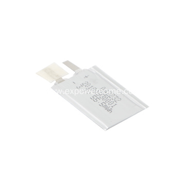 Superior Quality 402228 3.7V 55.5mAh Li Polymer Battery