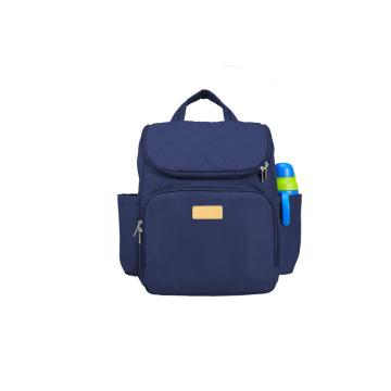 Waterproof Diaper Bag Backpack blue
