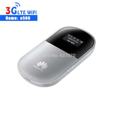 Unlocked Huawei E586 WifI 21.6 Mbps 3G Router WLAN Hotspot modem