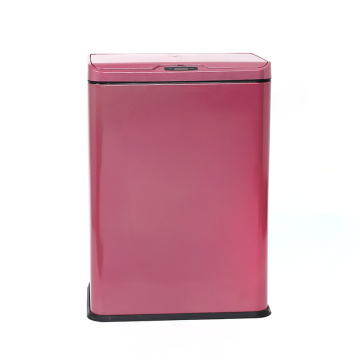 Rectangular Sensor Automatic Dustbin 2 Compartment 30L and 20L