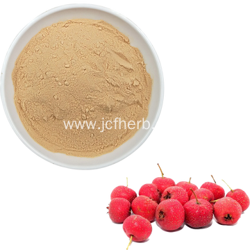 Natural Freeze-dried hawthorn fructus crataegi fruit powder