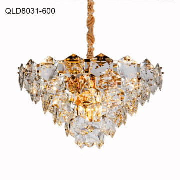 pendant lighting light for home crystal foyer chandeliers